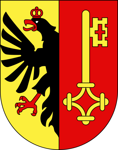 474px Geneve coat of arms svg